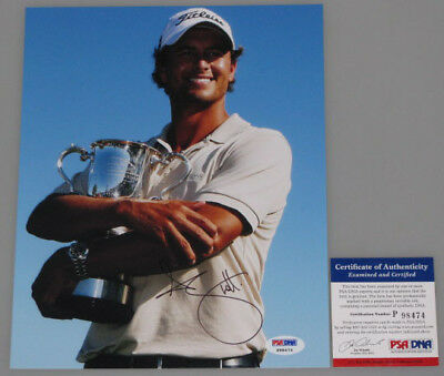 ADAM SCOTT Hand Signed 8'x10' Photo 8 + PSA DNA COA * BUY GENUINE *