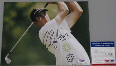 GEOFF OGILVY  Hand Signed 8'x10' Photo 2 + PSA DNA COA  * BUY GENUINE *