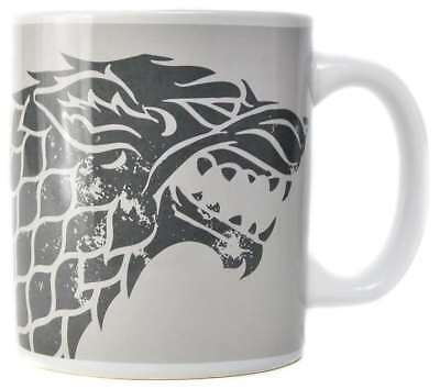 Official Game Of Thrones House Stark Winter Is Coming Mug Coffee Cup Gift Boxed