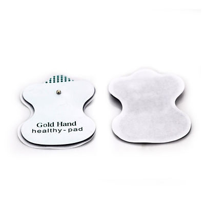 Replacement snap Electrode Pads For Tens Unit Acupuncture Therapy Massager Unit