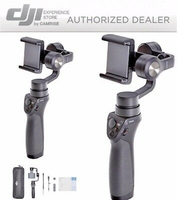 DJI Osmo Mobile Certified Refurbished Unit includes One Year Warranty