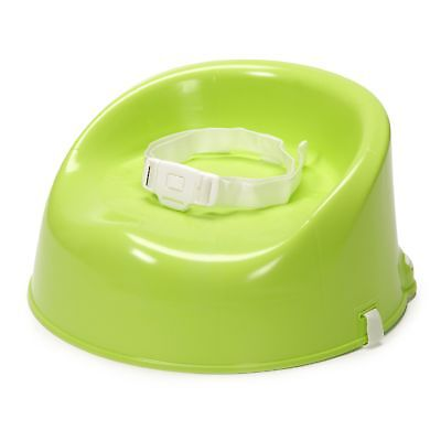 Portable Feeding Seat Toddler Booster Chair Kids Dining Table Travel Green New
