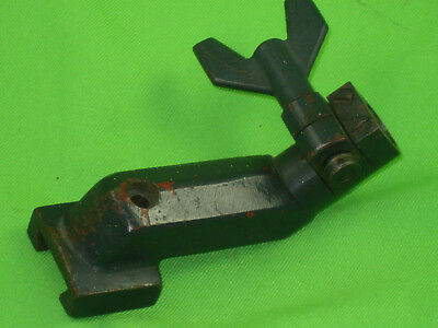 Headrest bracket (steel) - German DF 10X80 Flak Binoculars Flakfernrohr - #2