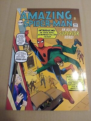 Amazing Spider-Man #700 Nm 9.4 High Grade Beauty [Mexican Variant]