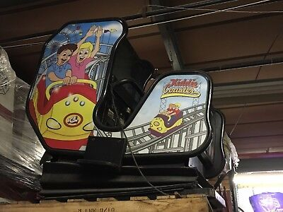 Coin Ride Roller Coaster