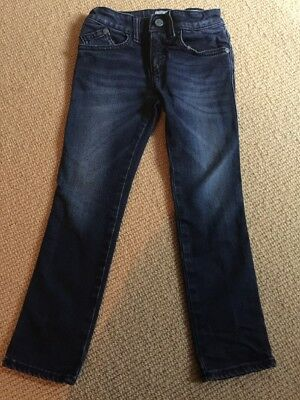 Designer Boys Armani Blue Jeans 5 Years