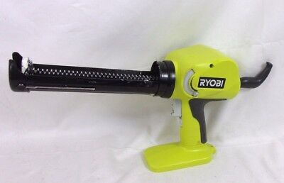 Ryobi 18-Volt ONE+ Power Caulk and Adhesive Gun (Tool Only) P310G 81TO