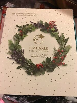 Liz Earle Cleanse and Polish 100ml With 2 Cloths