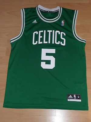 Boston Celtics Kevin Garnett #5 NBA Basketball Trikot Jersey M Adidas