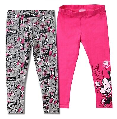 Disney Girls S Leggings Minnie Mouse Tutu Pants Toddler Skirted Polka 3T 4T 5T