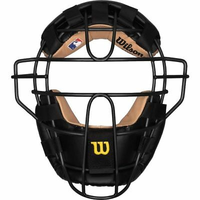 Wilson Dyna-Lite Umpire Steel Face Mask