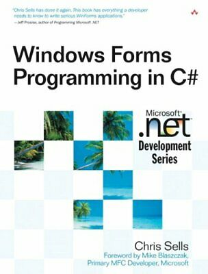 Windows Forms Programming in C# by Chris Sells (Paperback, 2003)