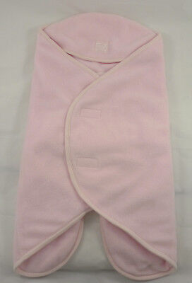 Babynomade REDCASTLE polaire rose clair 0-6M couverture bb//Multipurpose blanket
