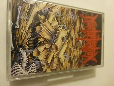"Mortification ""scrolls of the megilloth""; 1992; Metal-Tape"