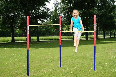 Double Outdoor Gymnastic Low High Bar Our Demo Model Excellent Condition #X43