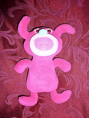 2010 FISHER PRICE Mattel HOT PINK Sing A Ma Jig INTERACTIVE Musical Plush Toy