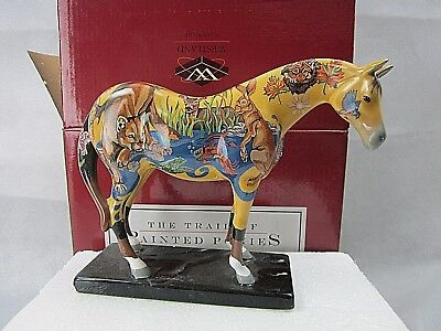 """Wilderness Roundup"" Trail of Painted Ponies #1588 Figurine w/Box 3E/4122"