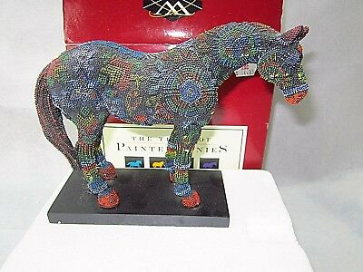 """Guardian Spirit"" Trail of Painted Ponies #12230 Figurine w/Box 3E/4572"