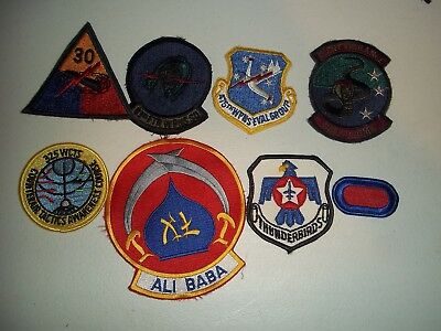 Wwi Wwii Korean War Vietnam Us Army Patch Lot #118