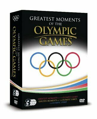 Greatest Moments Of The Olympics Triple Pack [DVD] - DVD  XIVG The Cheap Fast