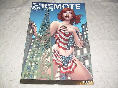 Fire 1 Remote Graphic Novel  lot