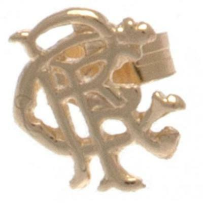 Rangers F.C. 9ct Gold Earring