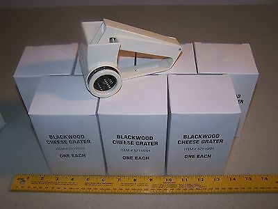 7 Blackwood Cheese Grater  Resturant  Diner  nut chocolate food catering new