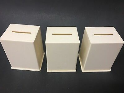 Money Boxes Unused Make Your Own Labels 100 Boxes