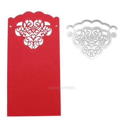 Carbon Steel Hollow Out Flower Cutting Dies Stencils For DIY Album Card Decor