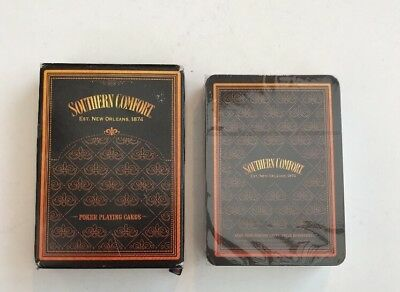 Southern Comfort Playing Cards