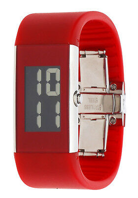 ROSENDAHL Damen Armbanduhr Digital Watch II rot 43128