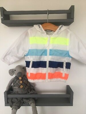 Next Baby Boy Jacket Age 3-6mths Bn