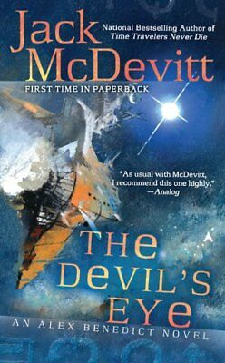 The Devil's Eye (Alex Benedict) by McDevitt, Jack Book The Cheap Fast Free Post
