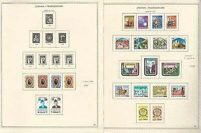 Jordan Collection 1977-1994 on 50 Minkus Specialty Pages