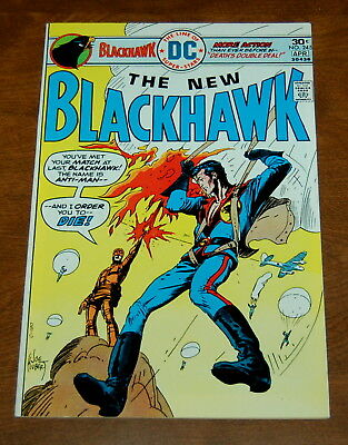 Blackhawk Comic Book #245 DC Comics 1976 VERY FINE+ 8.5 Condition