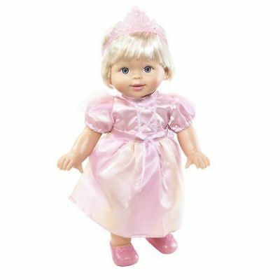Fisher Price Little Mommy Sweet As Me Pretty Pink Princess Doll New In Box