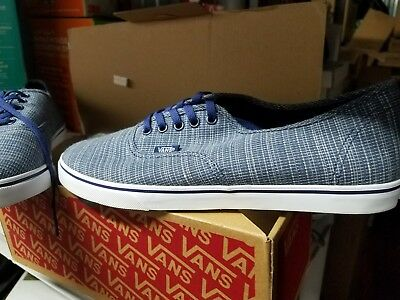 8170598aae9138 VANS UNISEX AUTHENTIC Woven Chevron Sneakers -  34.97