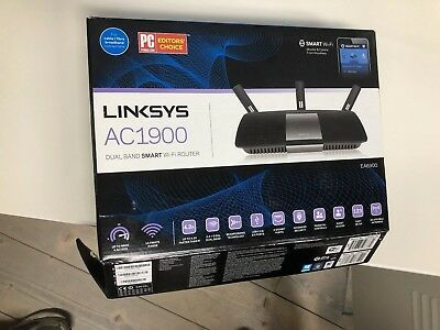 Linksys EA6900-EJ 1300 Mbps Wireless N Router
