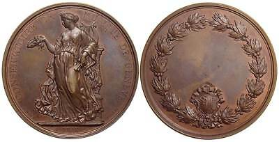 M- CH, Genève, Musical Prize Medal nd, AE, 001