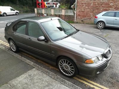 MG ZS ROVER DIESEL _ 2.0 Litre_GOOD CONDITION REALLY NICE DRIVE / cheap to run