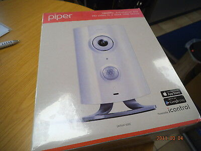US ALARMANLAGE   Piper classic All-in-One Security System mit Kamera