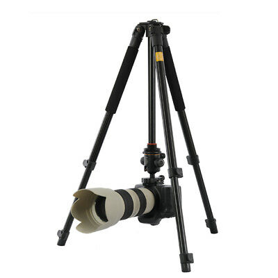 Camera Monopod Tripod Unipod Ball Head Holder Travel DSLR Camcorder Video