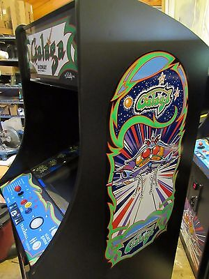 New commercial  Galaga Ms Pacman Pac man upright video arcade game COIN or FREE