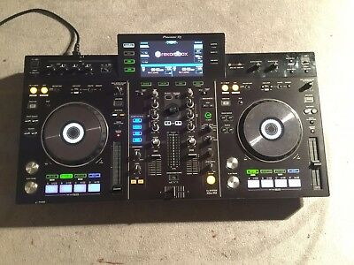 Pioneer XDJ-RX System AND Magma Metal Flying Case - Both in very good condition