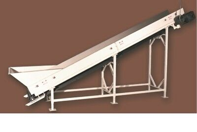 NEW Vecoplan Infeed Conveyors