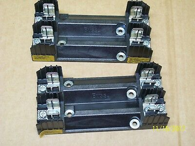 *Lot Of 2* Buss Fuse Block Holder  R60030-2Pr