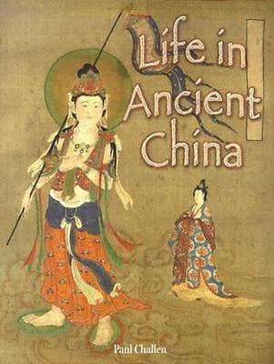 NEW Life in Ancient China By Paul Challen Paperback Free Shipping