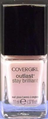 CoverGirl Nail Polish Outlast Stay Brilliant # 30 Daisy Bloom