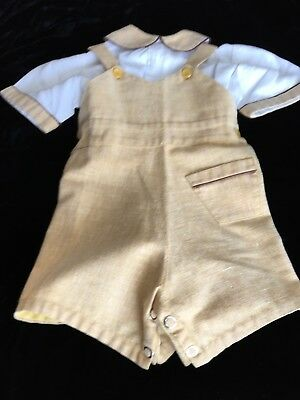 Vintage Outfit for Little boy circa 1950's