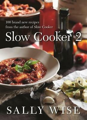 NEW Slow Cooker 2 By Sally Wise Paperback Free Shipping
